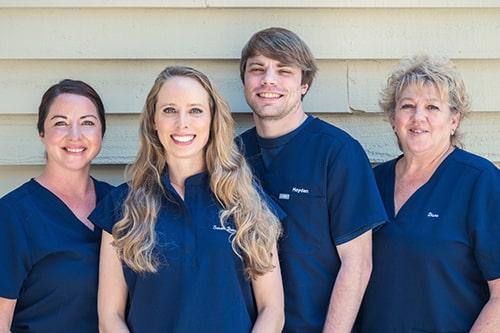 Derrington Dermatology Staff
